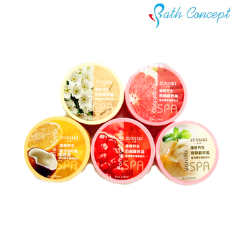 OEM natural soft bulk shea body butter