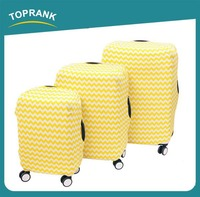 Toprank Pass SGS Tested Best Price Travel Bag Cover Travel Protective Spandex Suitcase Cover