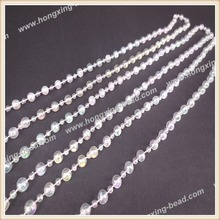 Bead Necklace Bead String 7.5mm With 4mm Bead Export USA Eco-friendly Meterial Factory Direct