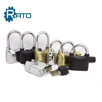 RP-129 wholesale zinc alloy kinbar alarm lock