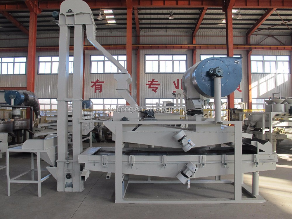 Best Selling Good Performance Moringa Sunflower Melon Seed Pumpkin Seeds Shelling Machine With CE Certificate