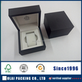 wholesale black paper watch box with logo