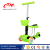 Fashional 200 mm PU wheels folding kick scooter for kids/sport child kick scooter