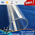 decoration colored and clear led lighting polycarbonate tube