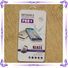 Full Cover For s7 edge screen protector with package