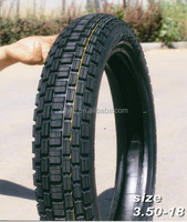 Cross motorcycle tire 3.25-18