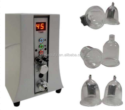 Breast enhance enlargement equipment/vacuum butt enhancement machine