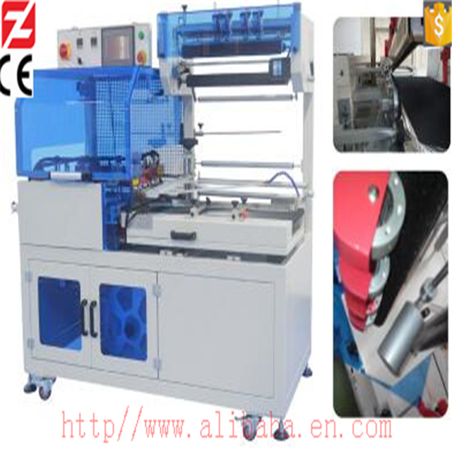 Automatic Gift Thermal Heat Sealing Shrink Wrapping Package Packaging Machine
