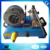 CE operate easily newly design promotional BARNETT BNT32M connector crimping machine/crimper