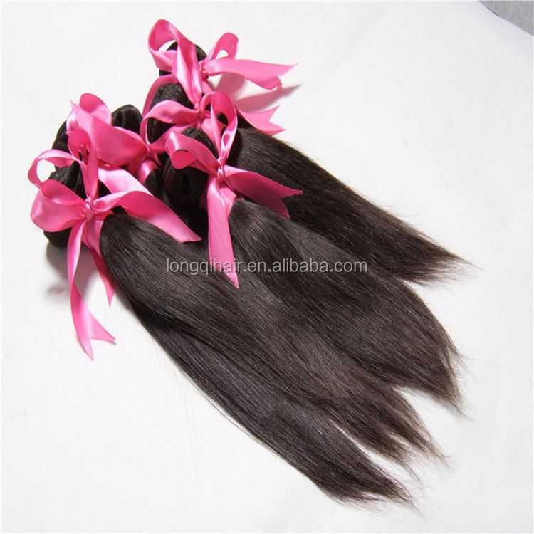 Quality Grade 7A Unprocessed Indian-Temple-Hair&Two-Tone Indian Remy Hair Weave&Indian Hairstyle For Long Hair