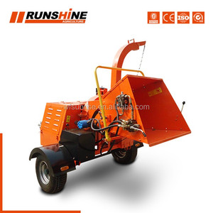 Top Chinese Manufacturer Tree Mulcher Forest Big Wood Chipper In China