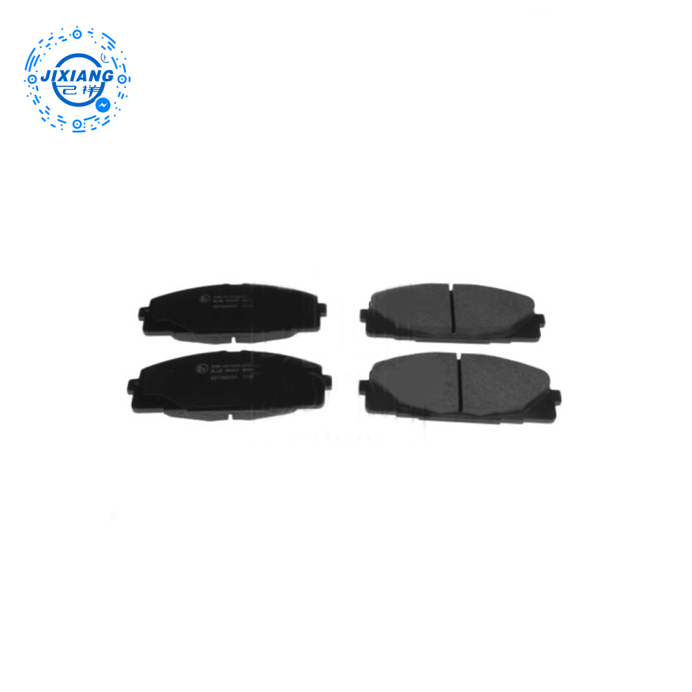 Auto Spare Parts D2104 Red Disc Brake Pad Engine Parts Brake Disc Pads OEM 04465-26420 04465-26421