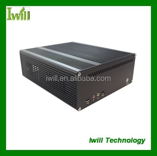 Thin mini itx case Iwill X4 chassis types