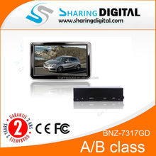 High quality car dvd player with GPS For W246 Car stereo autoradio with GPS