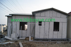 nice design and advanced modern style prefabricated houses/modular homes prefab house villa
