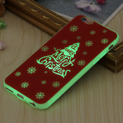customized custom design luminous TPU smartphone case for Samsung case glaxury a5 j7 s3