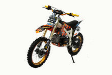 110/125cc gas powered pit bike