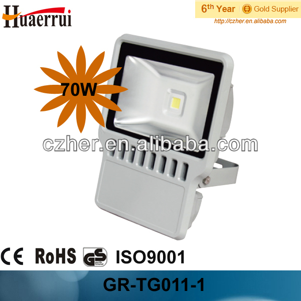 Led tunnel light 70w IP65 Bridge-lux led CE and RoHS approved