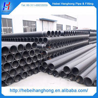 Trade Assurance Manufacturer underground plastic water pipes for sale