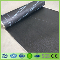 cheap high quality heat resistance bitumen flat roofing waterproof membrane