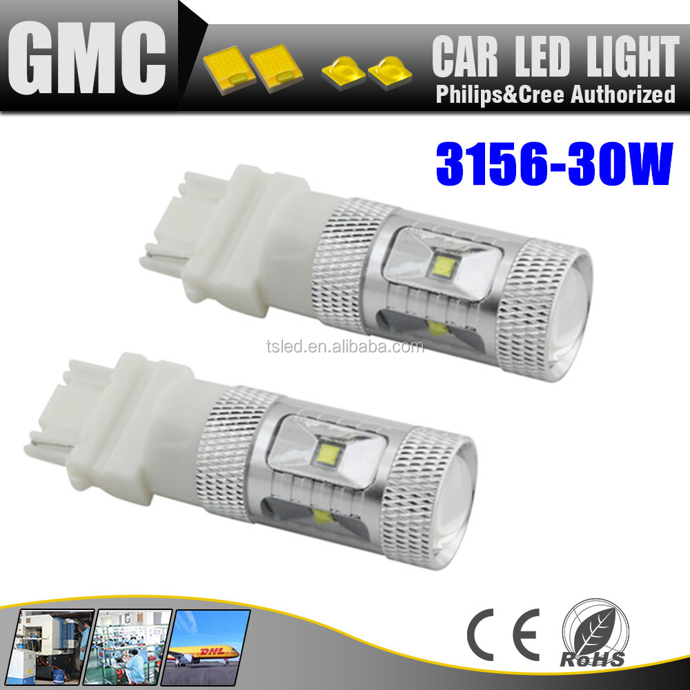 popular 30w 3156 Led Back-Up Light from original factory GMC