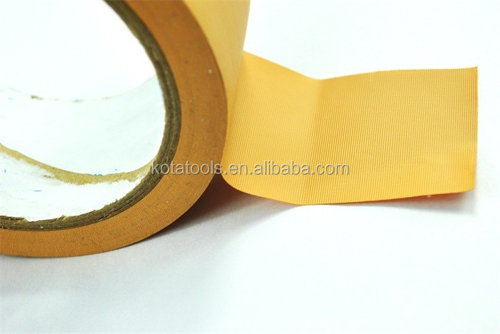 PVC adhesive transparent custom tape packaging oem