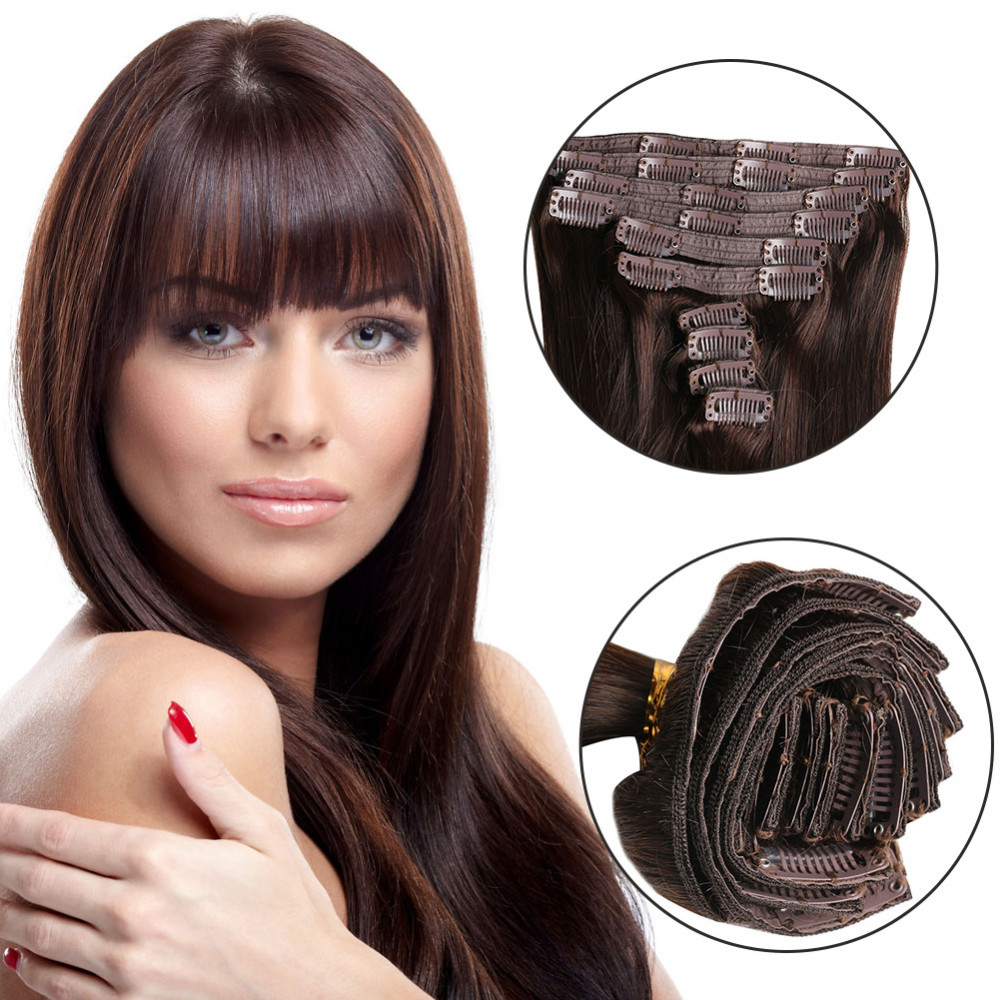 Thick Ends Remy 40 Inch Hair Extensions Clip In Buy 40 Inch Hair