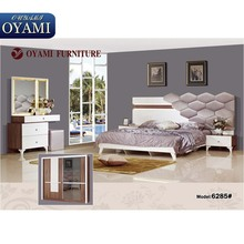 New design modern luxury bed dubai bedroom <strong>furniture</strong>