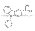 (9-Phenyl-9H-carbazol-3-yl)boronic acid 854952-58-2