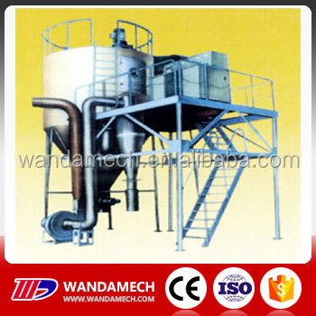 LPG50 Series high speed centrifugal spray drying machine atomizing liquid dryer used in vitamin