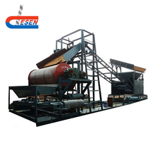 Iron ore/iron sand Low-energy Dry Drum-type Permanent Magnetic Separator