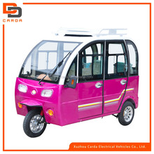 2016 hot sale electric tricycle for passenger e-rickshaw elecric tricycle spare parts