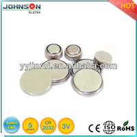 cell 3v lithium button cr2032 battery pcb pin