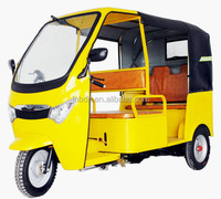 Most popular bajaj tuk tuk taxi from professinal factory in Africa