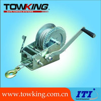 hand steel cable anchor winch