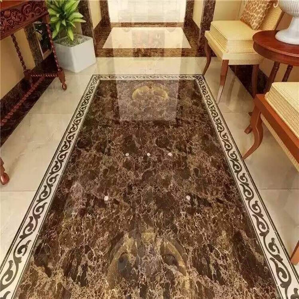 60*60 ceramics porcelain floor tile low price first living room full polished glaze slip waterproof white bathroom ceramic tile