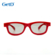 REAL D Passive Circular Polarized 3D glasses for kids