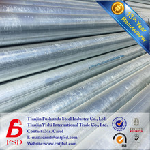 price&specification galvanized iron pipe, sa 36 carbon steel