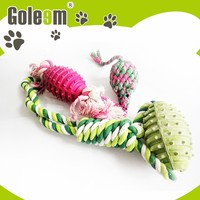 Good Reputation High Quality Squeaky Ball Rubber Dog Toys