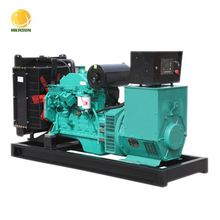 AC three phase output type electric start 120kw 150kva diesel generator sets