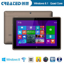 32G ROM Quad Core 1.8GHZ 10.1 inch 1280 x 800 pixel windows lotus tablets