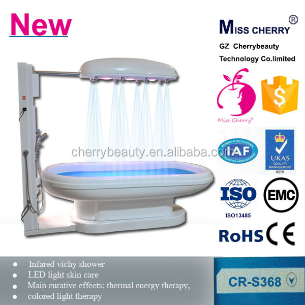 Popular water shower massage bed /water massage table