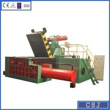 Hydraulic waste metal baler scrap aluminum pressing machine car shell compactor