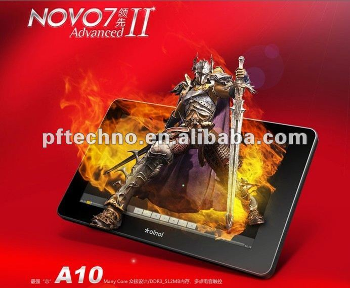 ALLWINNER 7 mid 702 tablet pc