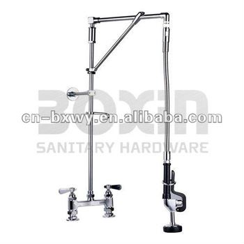 commercial dishwasher faucets