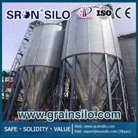 Customized Bulk Feed Bins for Grain