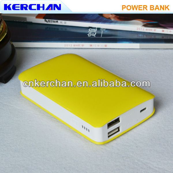 Powerful fuel cell backup battery charger/portable battery charger
