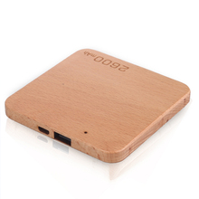 Hot sale Slim 5V1.5A Pocket External Battery Power Bank Charger Portable Mini Power Bank