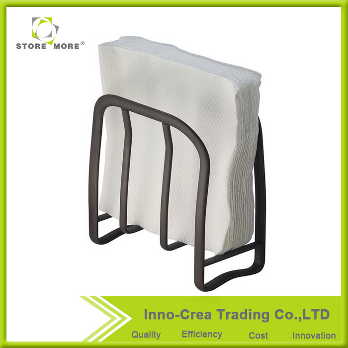 Wholesale Durable Metal Paper Napkin Holder
