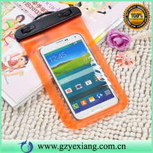 2015 universal waterproof case for samsung galaxy e5 mobile phone